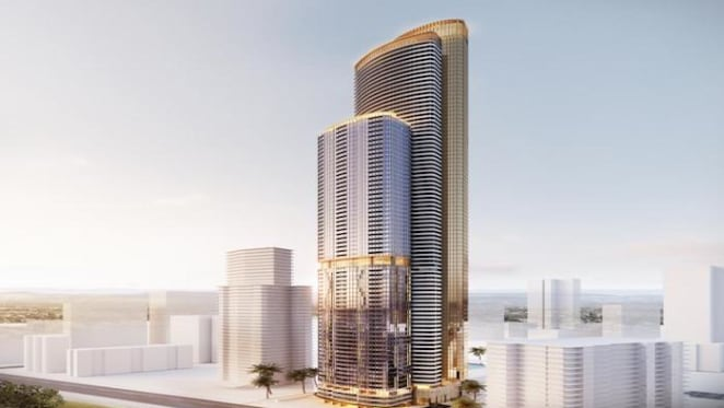 Harry Triguboff seeks beacon-inspired Gold Coast tower with record 90 floors