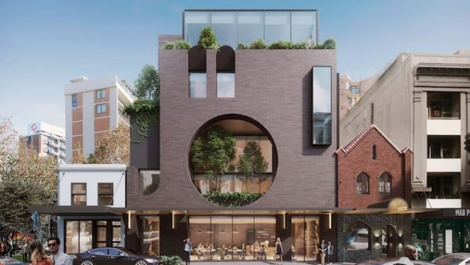 Crown and Goulburn office development to change the face of Darlinghurst, Surry Hills fringe