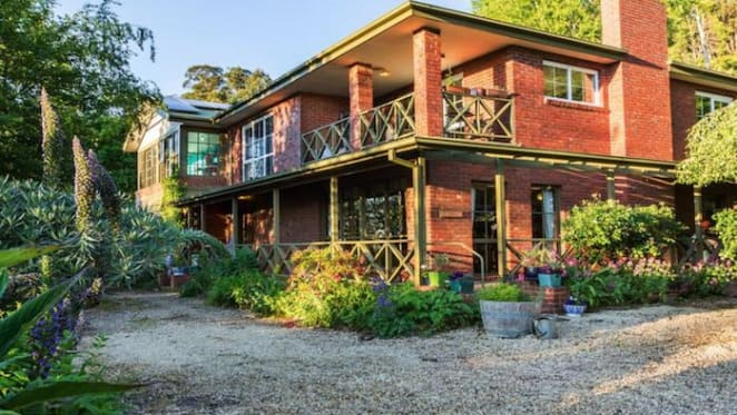 Grand View in Mount Macedon another property offering to accept Bitcoin payment