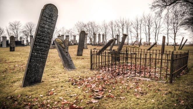 A plan to solve our shortage of cemetery space: David Neustein