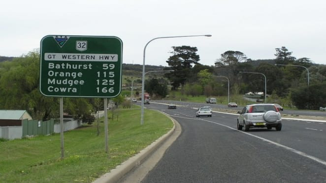 $2.5 billion Great Western Highway duplication approved