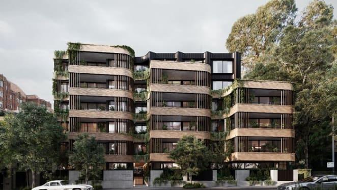 Top Spring Australia unveil Greenknowe Avenue, Elizabeth Bay CWA redevelopment proposal