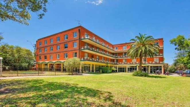 Student hostel in Sydney's Greenwich sold for $14.9 million