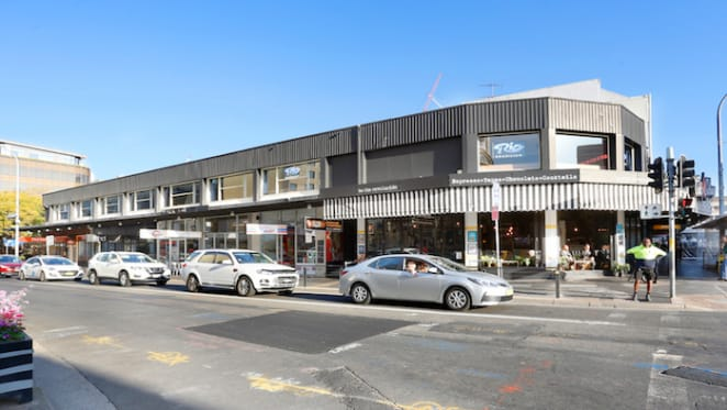 Corner property on Parramatta's Eat Street hits the market