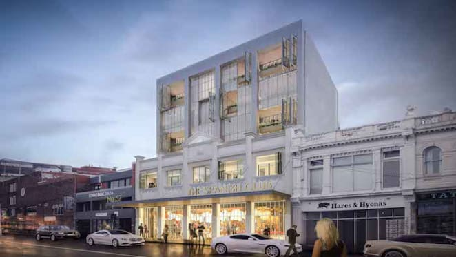 Gurner development of Fitzroy's Spanish Club approved by VCAT