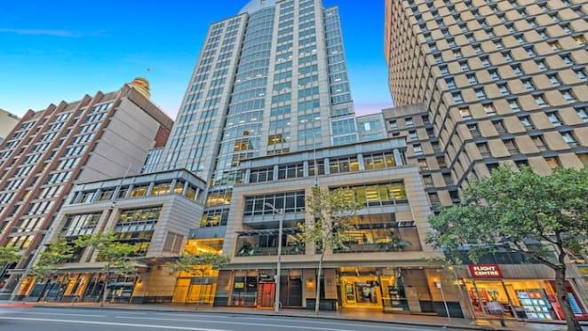 Sydney's Martin Place hotel, Verandah, sold