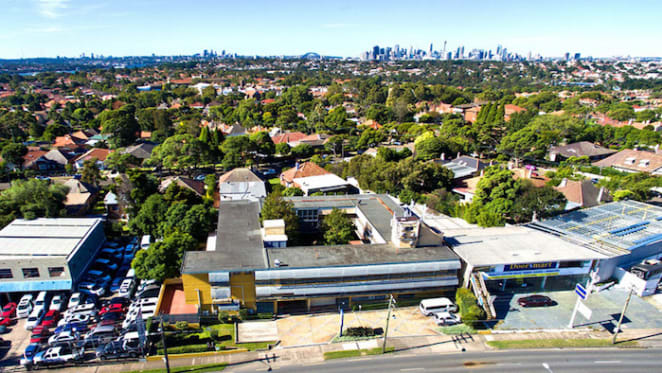 Former motel site in Sydney's Haberfield up for auction