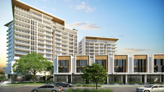 New $83 million mixed-use project in Maroochydore given green light