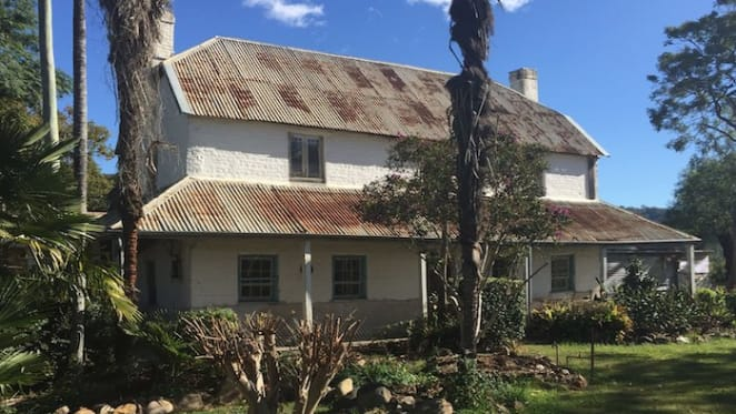 NSW Government secures Hadley House at Castlereagh for public admiration