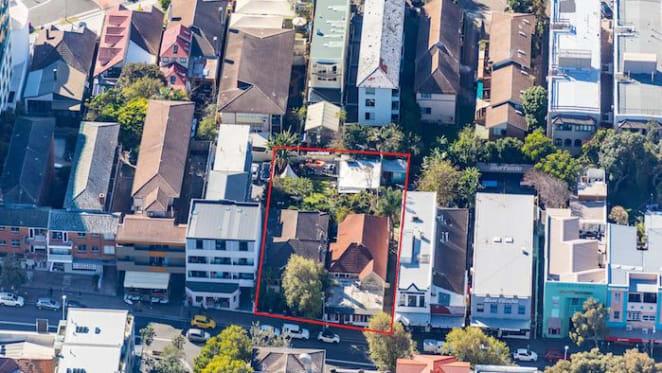 $20 million Hall Street, Bondi Beach site sale