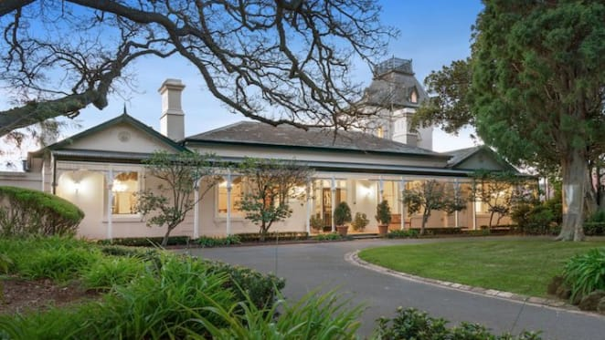Halstead House, one of Caulfield's oldest homes, listed for sale