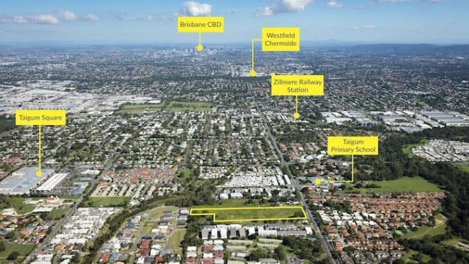 Approved Taigum development site sells for $6.4M