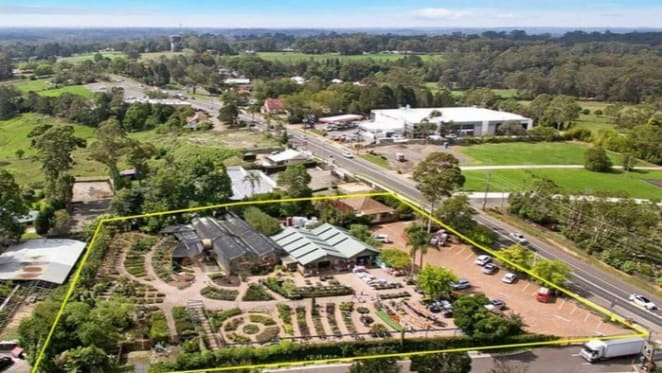 Hargraves Nursery site in Dural listed