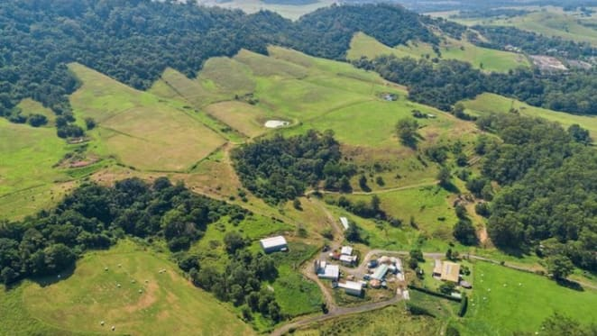 Jamberoo dairy farm sold for first time in over 100 years