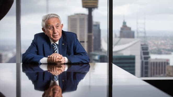 Harry Triguboff's hopes hit $15 billion for Meriton