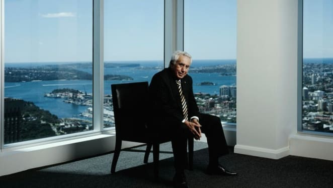 Harry Triguboff overcomes dread of CFMEU trade union influence and buys first Melbourne project site