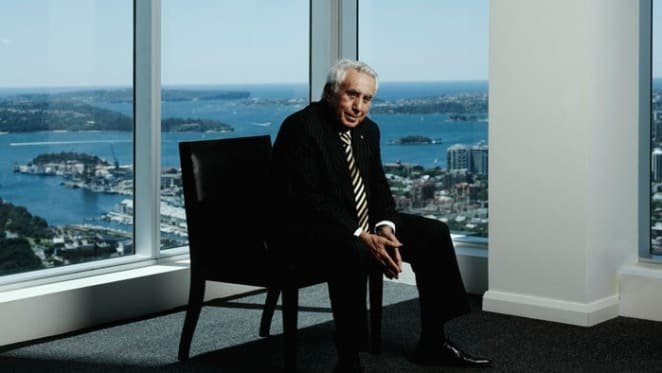 Meriton's Harry Triguboff says $10 billion is his asking price