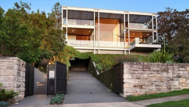 Former Westpac boss Brian Hartzer lists Vaucluse home