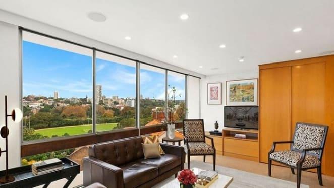 Don Harwin sells Elizabeth Bay apartment for $1,235,000