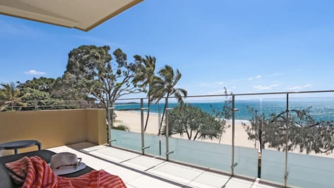 Noosa Hastings Street apartment sells for $6.9 million at auction