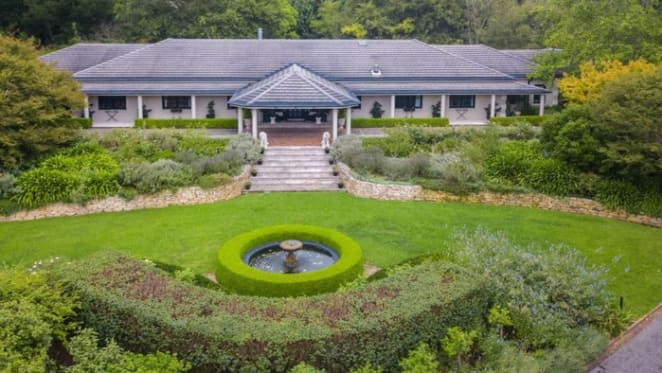Hathaway, Bowral sold for $3.26 million