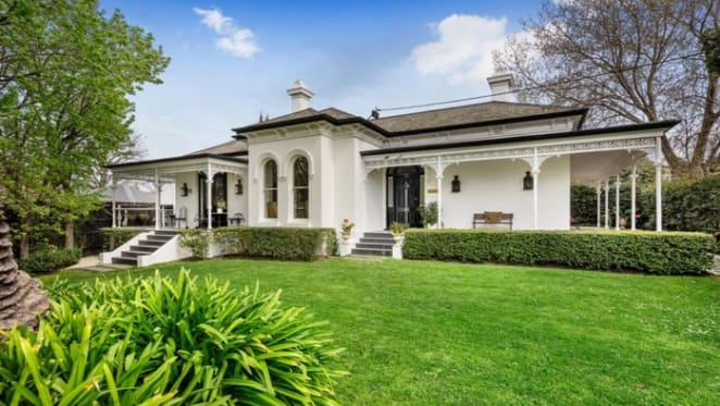 Hawthorn's circa 1900's Quamby sold at auction