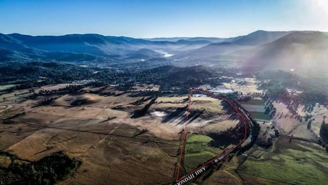 Healesville site with plans for tourism project listed for $8.8 million