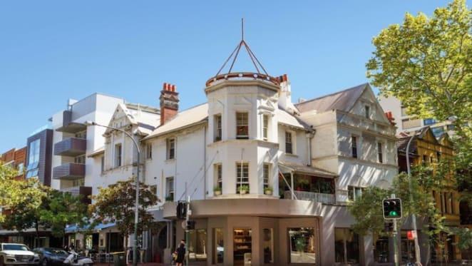 Justin Hemmes sells longtime Potts Point retail building pre-auction