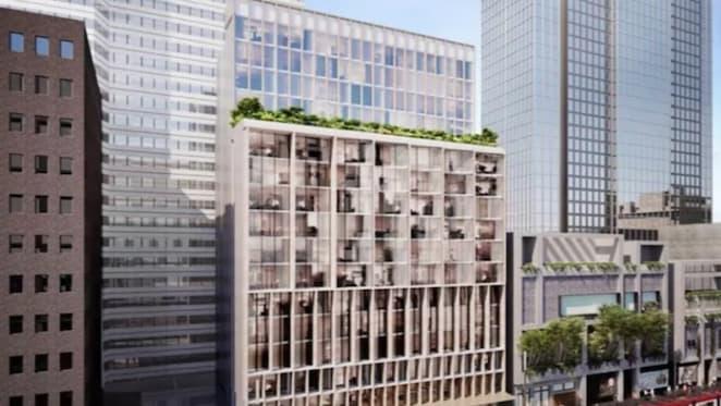 Hotelier Justin Hemmes buys office block redevelopment next to his Ivy nightclub