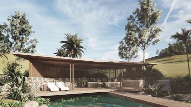 Liam Hemsworth submits Byron Bay yoga studio plans