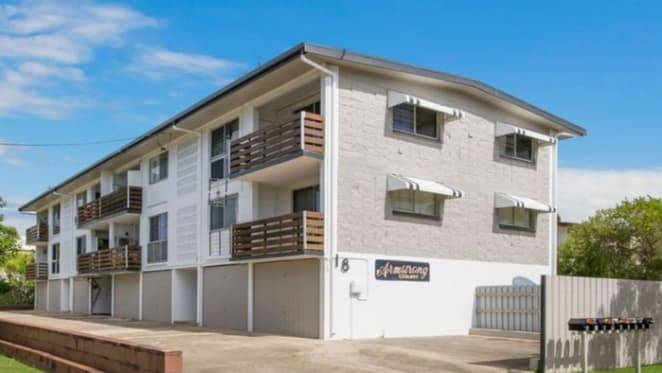 Hermit Park, Qld mortgagee apartment listed with $57,000 reduction