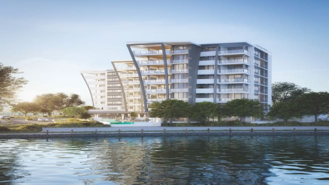 Cube Developments launches $37m residential project at Birtinya