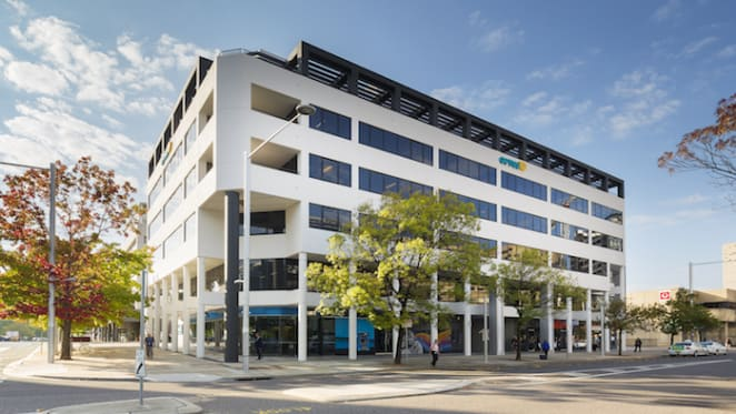 Centuria announce acquisition of Moore Street Optus Centre in Canberra
