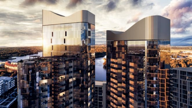 Geocon secures sales record at High Society development