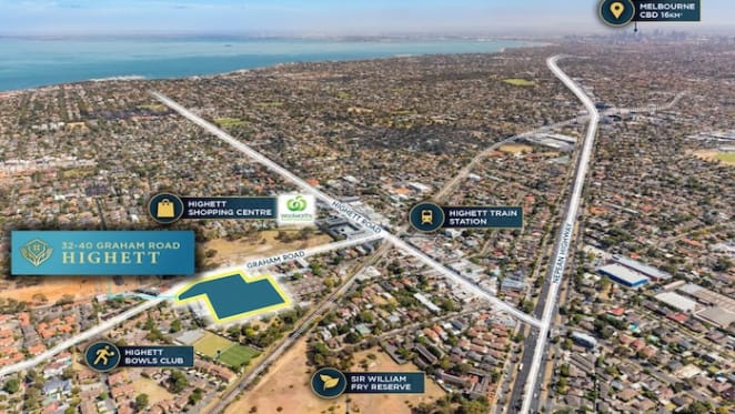 Aged care developer buys Highett site for $28.5 million