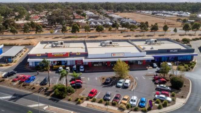 Adelaide's Hollywood Plaza retail centre sold for $13 million