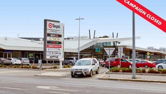 Chinese buyer secures Horsham Gateway shopping centre