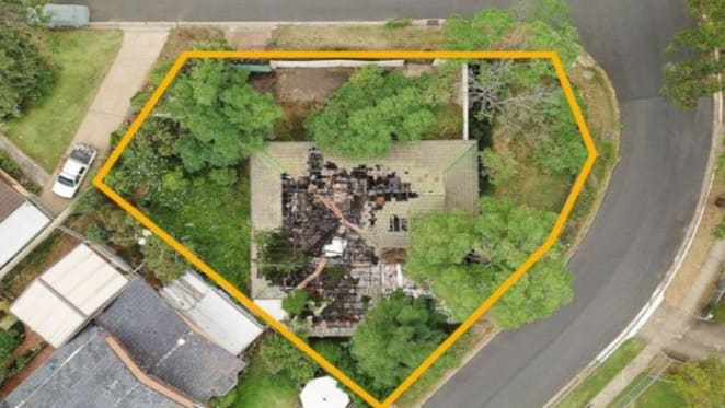 Fire ravaged Hoxton Park, NSW mortgagee home sold