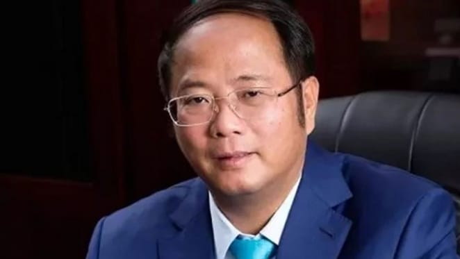 Huang Xiangmo denies ever shopping at Aldi or donating $100,000 cash to the NSW ALP
