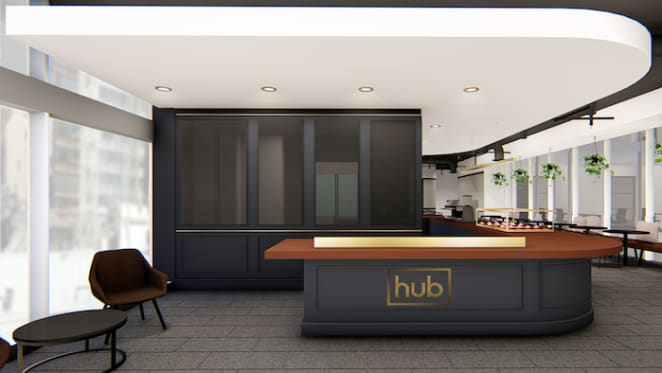 Hub Australia secures new coworking site in Australia's oldest Customs House