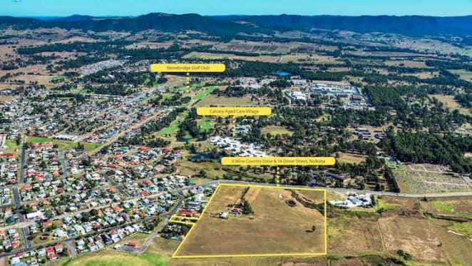 Development site in NSW's Hunter Valley sells for $5,225,000