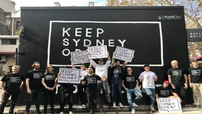 Keep Sydney Open becomes political party in NSW
