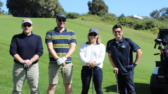 Property industry swings in to action for Kids Cancer Foundation