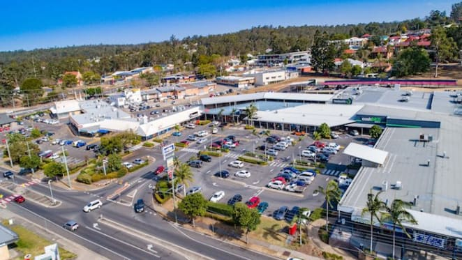 East Ipswich shopping centre sells for over $30 million