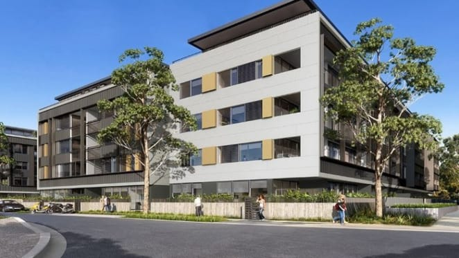 South Sydney's George Burgess onsells recently settled Little Bay apartment