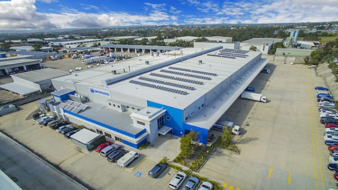 Double Darra industrial investment bought by Fife Capital