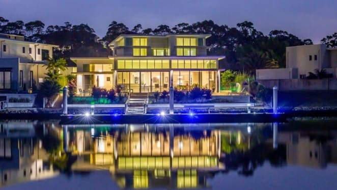 Waterfront Sanctuary Cove Resort trophy home listed for $3.5 million