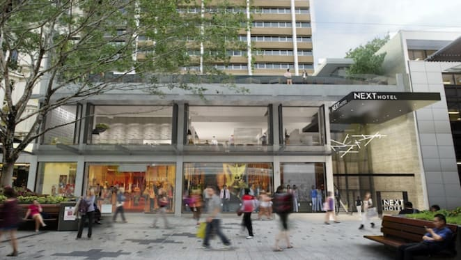 Fund management company Salter Brothers buys NEXT Hotel Brisbane