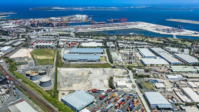 Industrial sites in Sydney and Melbourne on the market