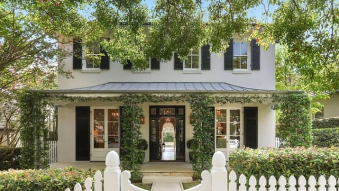 Jackie O sells former Vaucluse matrimonial home